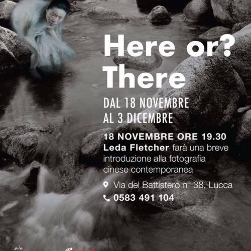 Tianmiao/Gongxin, 18/11/17, OlioSuTavola, Lucca